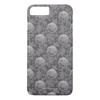 Wonder Woman Shield Pattern iPhone 8 Plus/7 Plus Case