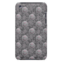 Wonder Woman Shield Pattern iPod Touch Case-Mate Case