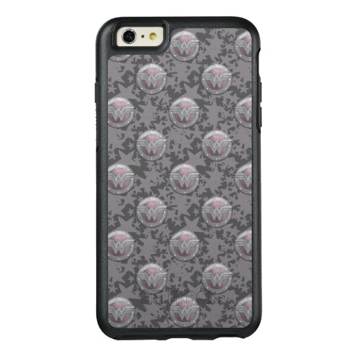 Wonder Woman Shield Pattern OtterBox iPhone 6/6s Plus Case