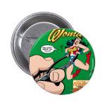 Wonder Woman Shrinking Formula 2 Inch Round Button