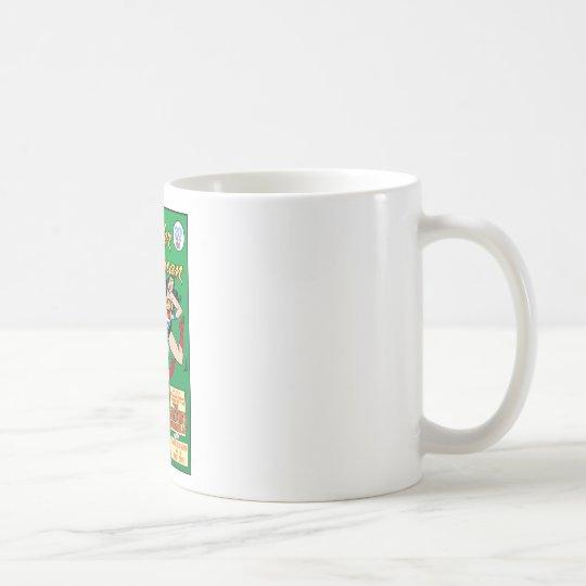 Wonder Woman Shrinking Formula Coffee Mug