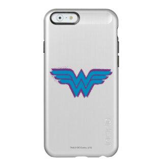 Wonder Woman Spray Paint Logo Incipio Feather Shine iPhone 6 Case