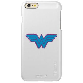 Wonder Woman Spray Paint Logo Incipio Feather Shine iPhone 6 Plus Case