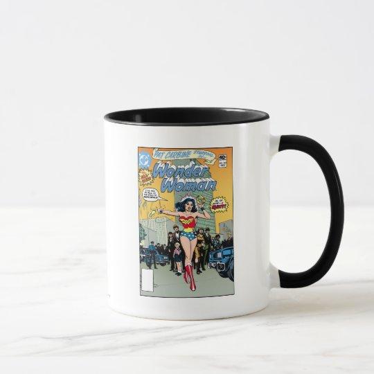 Wonder Woman Starring Pat Carbine Mug
