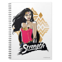 Wonder Woman Strength Notebook