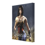Wonder Woman Stretched Canvas Prints