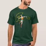 Wonder Woman Swinging Lasso T-Shirt