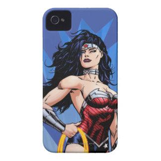 Wonder Woman & Sword iPhone 4 Cases