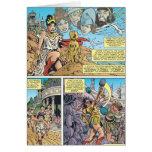Wonder Woman Themyscira Card