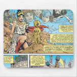 Wonder Woman Themyscira Mouse Pad