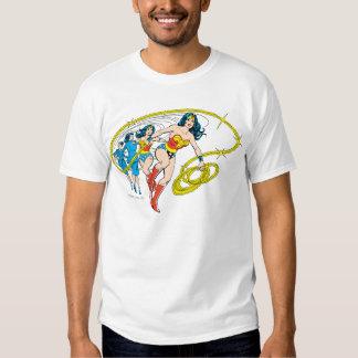 Wonder Woman Transform T-Shirt