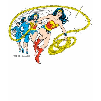 Wonder Woman Transform shirt