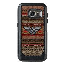 Wonder Woman Tribal Pattern OtterBox Samsung Galaxy S7 Case