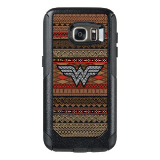 Wonder Woman Tribal Pattern OtterBox Samsung Galaxy S7 Case