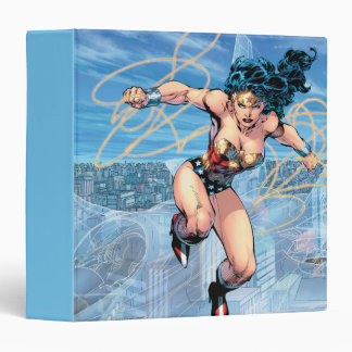 Wonder Woman Trinity Comic Cover #16 Binder