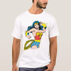 Wonder Woman Twist with Glowing Cuffs T-Shirt