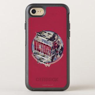 Wonder Woman Upward To Victory OtterBox Symmetry iPhone 8/7 Case