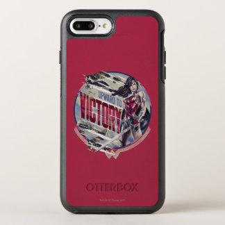 Wonder Woman Upward To Victory OtterBox Symmetry iPhone 8 Plus/7 Plus Case