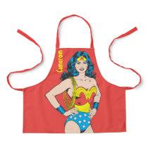 Wonder Woman | Vintage Pose with Lasso Apron