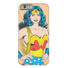 Wonder Woman | Vintage Pose with Lasso Barely There iPhone 6 Case