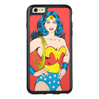 Wonder Woman | Vintage Pose with Lasso OtterBox iPhone 6/6s Plus Case