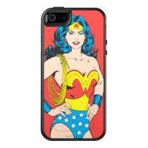 Wonder Woman | Vintage Pose with Lasso OtterBox iPhone 5/5s/SE Case