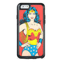 Wonder Woman | Vintage Pose with Lasso OtterBox iPhone 6/6s Case
