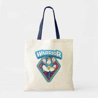 Wonder Woman Warrior Graphic Tote Bag