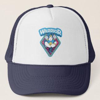 Wonder Woman Warrior Graphic Trucker Hat