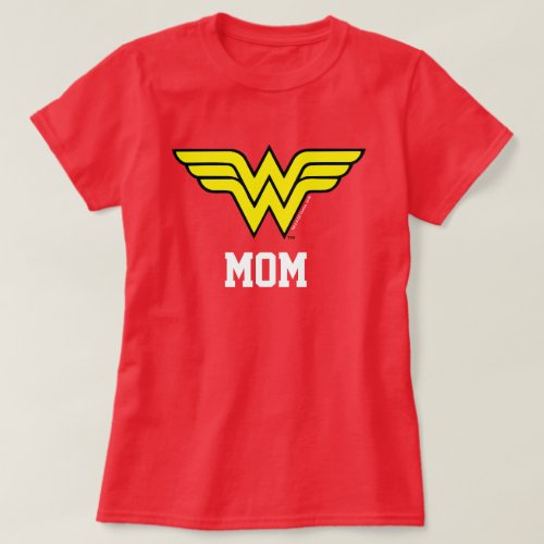 Wonder Woman  Wonder Mom T_Shirt