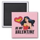 Wonder Woman | You're Wonderful Valentine Magnet