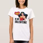 Wonder Woman | You're Wonderful Valentine T-Shirt