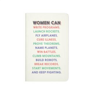 "Wonder Women ""Women Can…"" Litany Journal"
