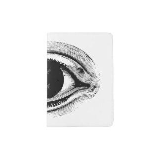 """""""Wonder World"""" - Eye Passport Holder"""