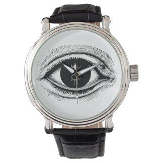 """""""Wonder World"""" - Eye Wristwatch"""