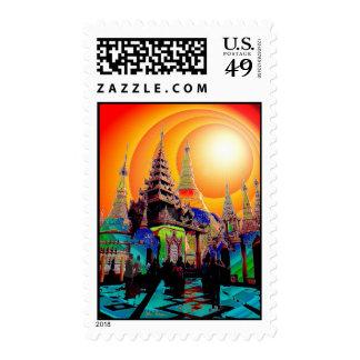 Wonder world stamps