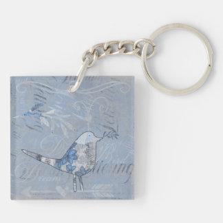 Wonderbird Keychain
