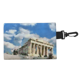 Wonderful Acropolis in Athens Accessory Bags