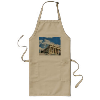 Wonderful Acropolis in Athens Long Apron