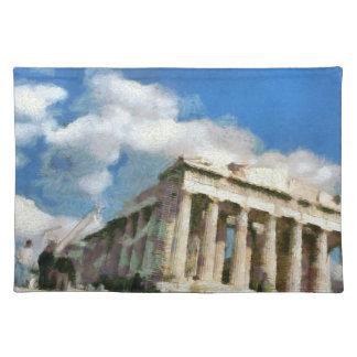 Wonderful Acropolis in Athens Placemat