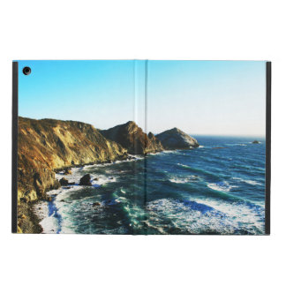 Wonderful and Windy Big Sur iPad Air Cases