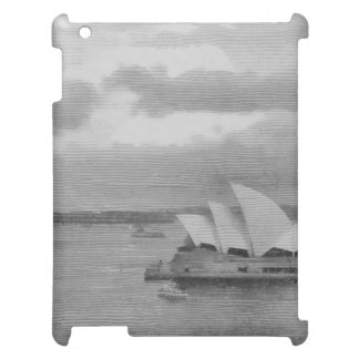 Wonderful architecture of Sydney Opera House Cover For The iPad 2 3 4
