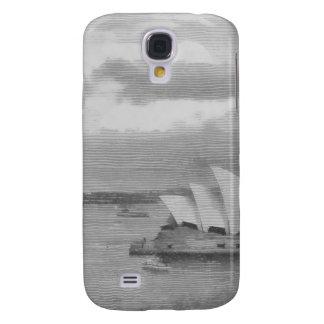 Wonderful architecture of Sydney Opera House Galaxy S4 Case