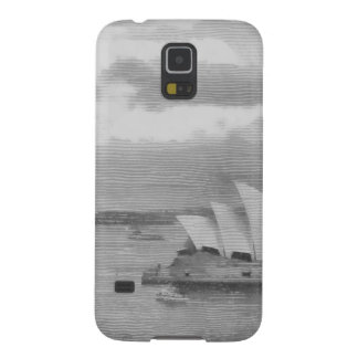 Wonderful architecture of Sydney Opera House Galaxy S5 Cases