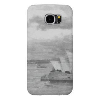 Wonderful architecture of Sydney Opera House Samsung Galaxy S6 Cases