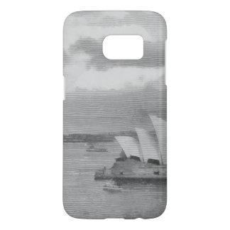 Wonderful architecture of Sydney Opera House Samsung Galaxy S7 Case