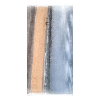 Wonderful beach card