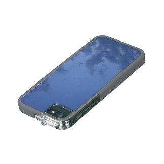 Wonderful blue evening sky iPhone 5 cover