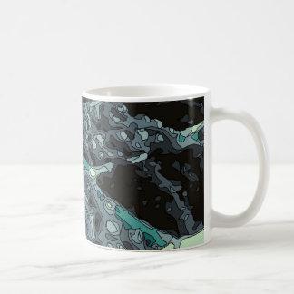 Wonderful Blueberry Foods and Deserts Coffee Mug