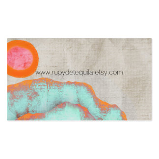 Wonderful Business Cards Floral